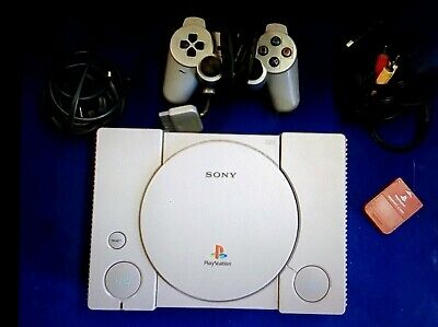 Sony Playstation 1 Grey Home Console
