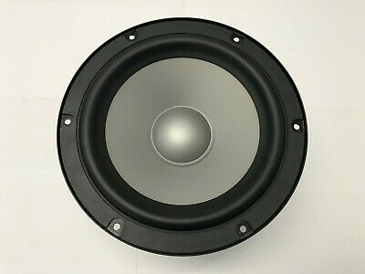 """1 x Infinity 6.5"""" 4ohm Rubber Surround Poly Cone Speaker G1306A-L"""