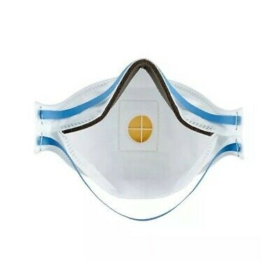 3M P2 Flat Fold Particulate Respirator with valve (9322A+)