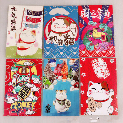 Hot 36Sheets/Set Kawaii Cat Postcard Greeting Card Message Cards Style Random