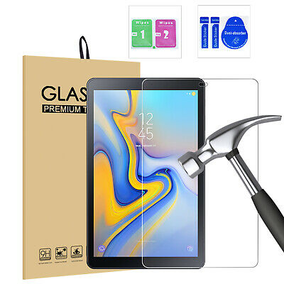 2 Pack Samsung Tab A 10.1 SM-T515/T510 9H Hard Tempered Glass  Screen Protectors