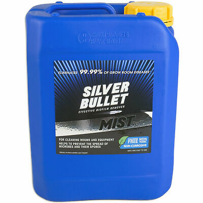 Silver Bullet Mist 5L Refill - Equipment Cleaner Biofilm Remover REDUCED 2 of 2