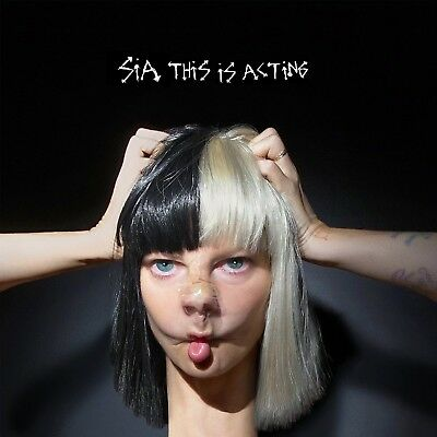 Sia - This Is Acting  Cd New