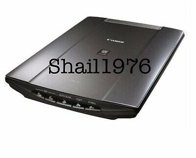 Canon Scan LiDE 210 USB Scanner with USB Cable Only .