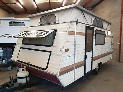 Caravan Poptop Jayco Air Conditioning & ANNEXE Exc Condition  ADELAIDE