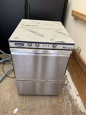Halcyon Amika 40 XL Undercounter Glass Washer Ref A