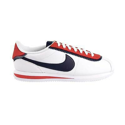 581e69df NIKE CORTEZ BASIC SE Retro Shoes Pale Grey Summit White Black SZ ...