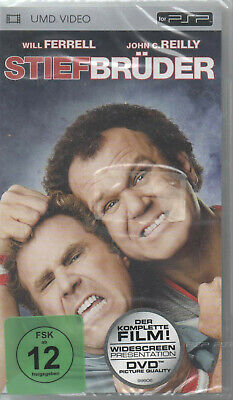 Stiefbrüder Will Ferrell John C. Reilly for PSP NEU UMD Video