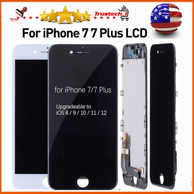 Assembly For iPhone 7 Plus 7 Full LCD 3D Touch Screen Replacement With &Camera