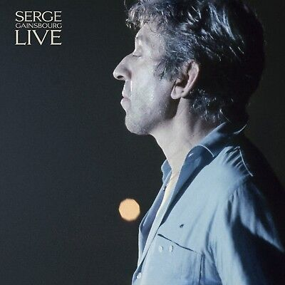 Serge Gainsbourg-Casino De Paris 1985 (Limited Super Deluxe Edition 2Cd+Dvd New