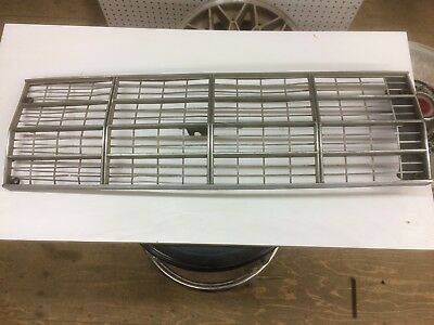 1968 Thunderbird Front Grille Center