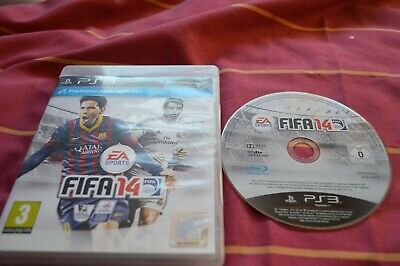 FIFA 14 (Sony PlayStation 3, 2013) - UK Version Tested Working