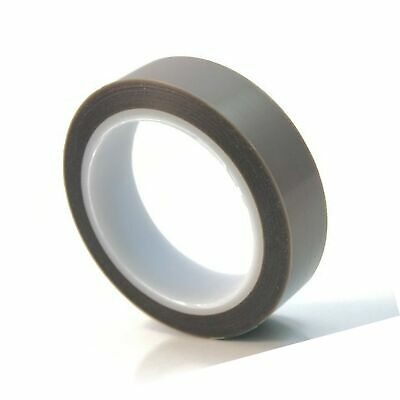 CS Hyde Optically Clear PTFE FEP Tape With Silicone Adhesive .75 inch x 5 yards