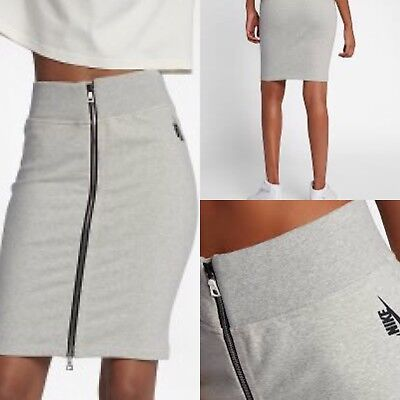 fbed7e0ee9 Nike Nikelab Essentials Front Zip Skirt $150 | Womens Size S | 848382 050