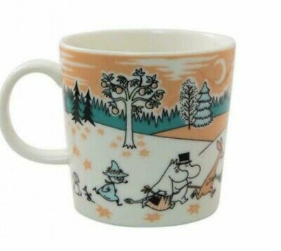 Moomin Valley Park Japan Limited Arabia Moomin Mug 2019