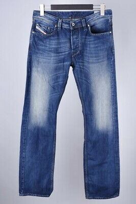ca7b8475 MENS DIESEL 0836X Stretch Larkee-Relaxed Comfort-Straight Jeans (21A ...