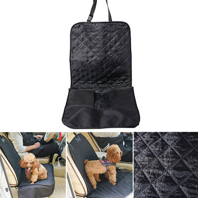 1PC Anti-scratch Seat Mat Car Seat Cover Cloth Carrying Bag Pet Front Chair