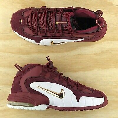 41306516c0 Nike Air Max Penny Red Gold White