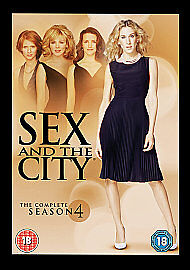 Sex And The City: The Complete Season 4 [DVD], Very Good DVD, Margaret Cho,Willi