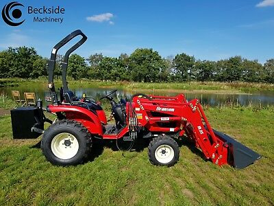 BRANSON COMPACT TRACTOR 3100H Hydro   Compact Tractors For Sale UK