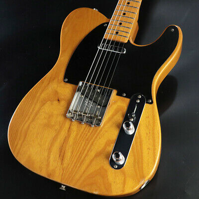 Fender Japan TL52-40th Anniversary Natural Telecaster W/Hard Case Used