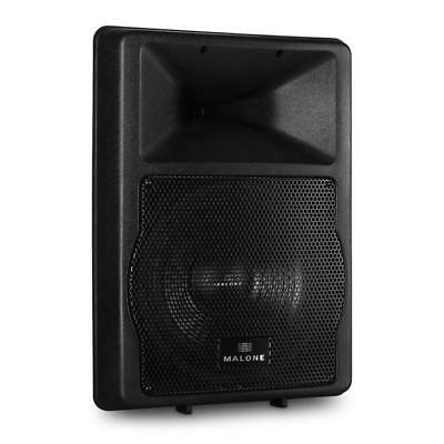 """12"""" Active Pa Speaker Stand Mountable Disco Dj Monitor Event Festival Loud Music"""