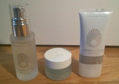 OMOROVICZA Queen Of Hungary Mist Midnight Radiance Mask & Moor Cleanser