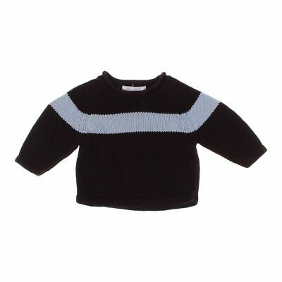 Ring Around the Rosie Baby Boys Sweater, size 12 mo,  maroon,  cotton