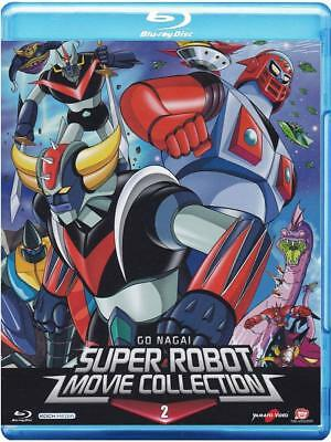 Go Nagai - Super Robot Movie Collection Volume 2 (Blu Ray) Yamato
