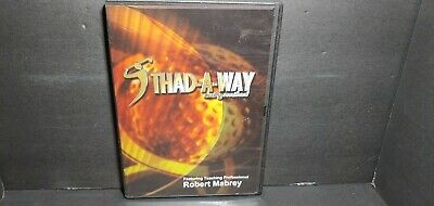 Thad-A-Way Swing Method Featuring Teaching Professional Robert Mabrey Golf DVD