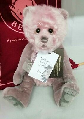 SPECIAL OFFER! Charlie Bears Isabelle Mohair BUBBLEGUM (No 15/350 ) RRP £150