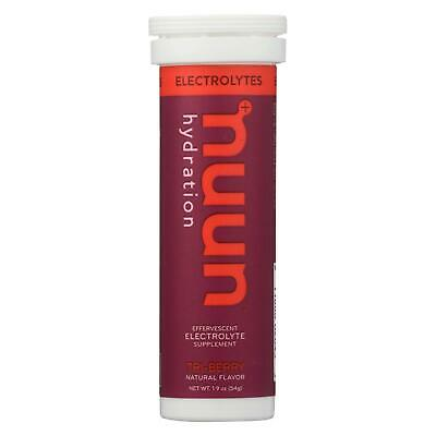 Nuun Hydration Nuun Active - Tri - Berry - Case Of 8 - 10 Tablets