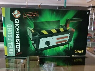 Spirit Halloween GHOSTBUSTERS Ghost Trap Cosplay Costume Prop New Ready to Ship