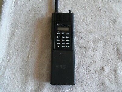 Motorola stx 800 radio and charger