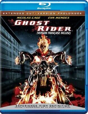 Ghost Rider (Blu-ray Disc, 2007)