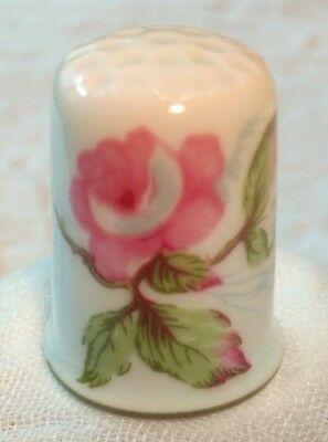 Fingerhut #12 HAVILAND LIMOGES Porzellan Porcelaine Finger-Hut Thimble - France