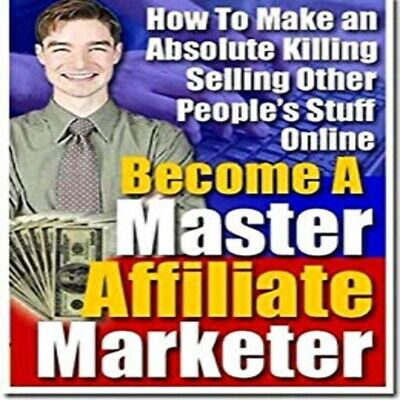 Become A Affiliate Marketer pdf ebook Free Shipping With master Resell Rights