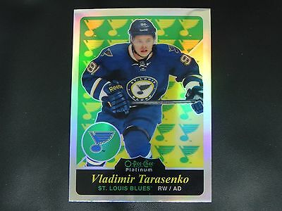 2015-16 15/16 OPC Platinum RETRO Rainbow R57 Vladimir Tarasenko St. Louis Blues