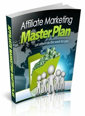 Affiliate Marketing Master Plan eBook with Full resale rights!