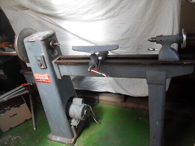 Reduced for quick sale!! -Union Jubilee single phase wood lathe, Gryphon motor