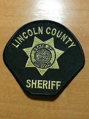 DESCHUTES COUNTY OREGON Or Sheriff Police Patch - $5 99