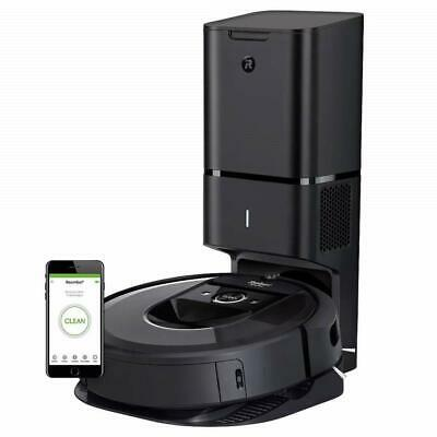 IRobot Roomba i7+ (7550) Robot Vacuum Automatic Dirt Disposal Wi-Fi Connected