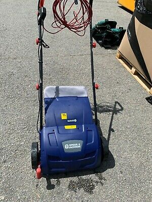 Spear And Jackson Electric Scarifier Fully Working