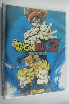 Panini Dragon Ball Z Serie 5 Verde Coleccion Completa 100 Cards Con Album