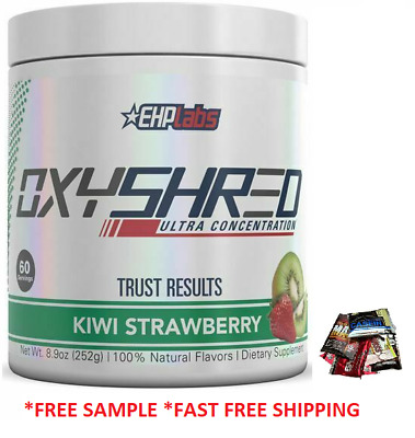 Ehplabs Oxyshred 60 Serves Passionfruit Flavour Ehp Labs Oxy Shred Burner