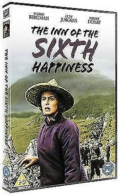 The Inn Of The Sixth Happiness DVD NEW dvd (0117001083)