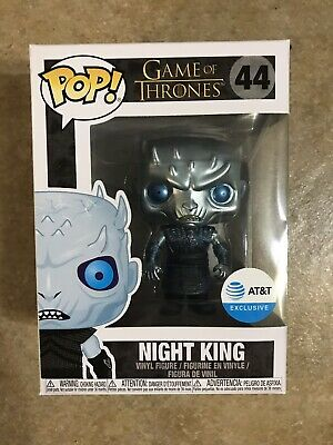 Funko Pop! Game of Thrones Metallic Knight King #44 AT&T Exclusive SOLD-OUT