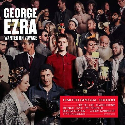 George Ezra - Wanted On Voyage (Deluxe) 2 Cd New