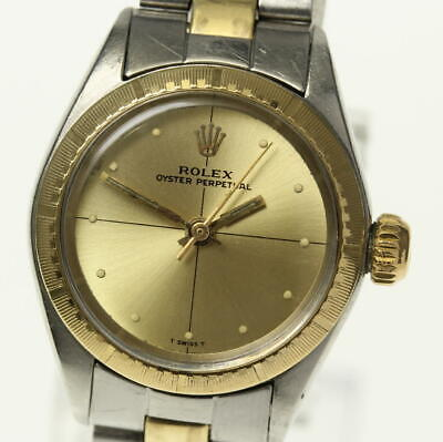 ROLEX Oyster Perpetual 6804 cal,1161 Automatic Ladies Watch_476588