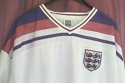 England football shirt 1982 size 3XL pit to pit 27 inches